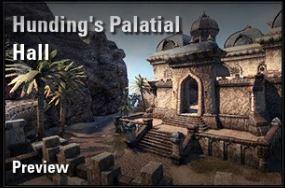 hunding's palatial hall