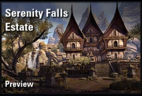 serenity falls estate