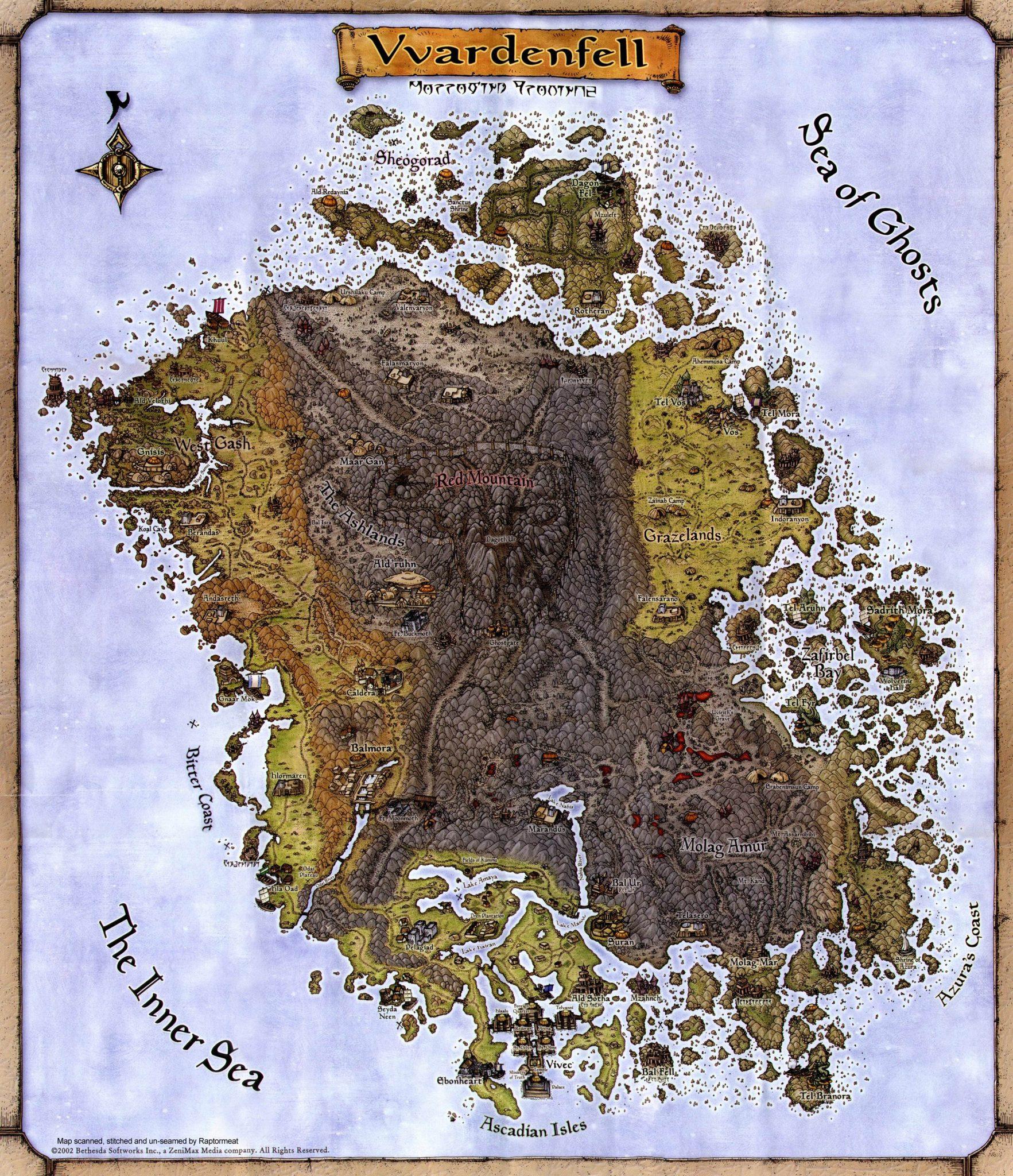 MW-Map-Vvardenfell