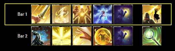 O Vigilante – Templar Healer PvP – Universo ESO